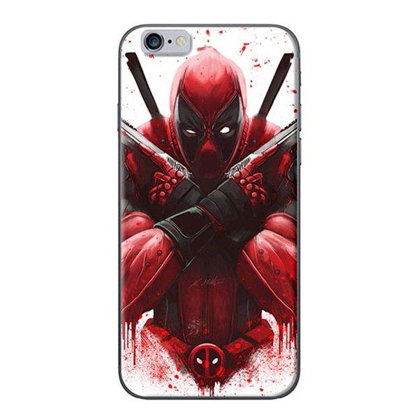 Ốp Lưng Dành Cho iPhone 6  6S Deadpool