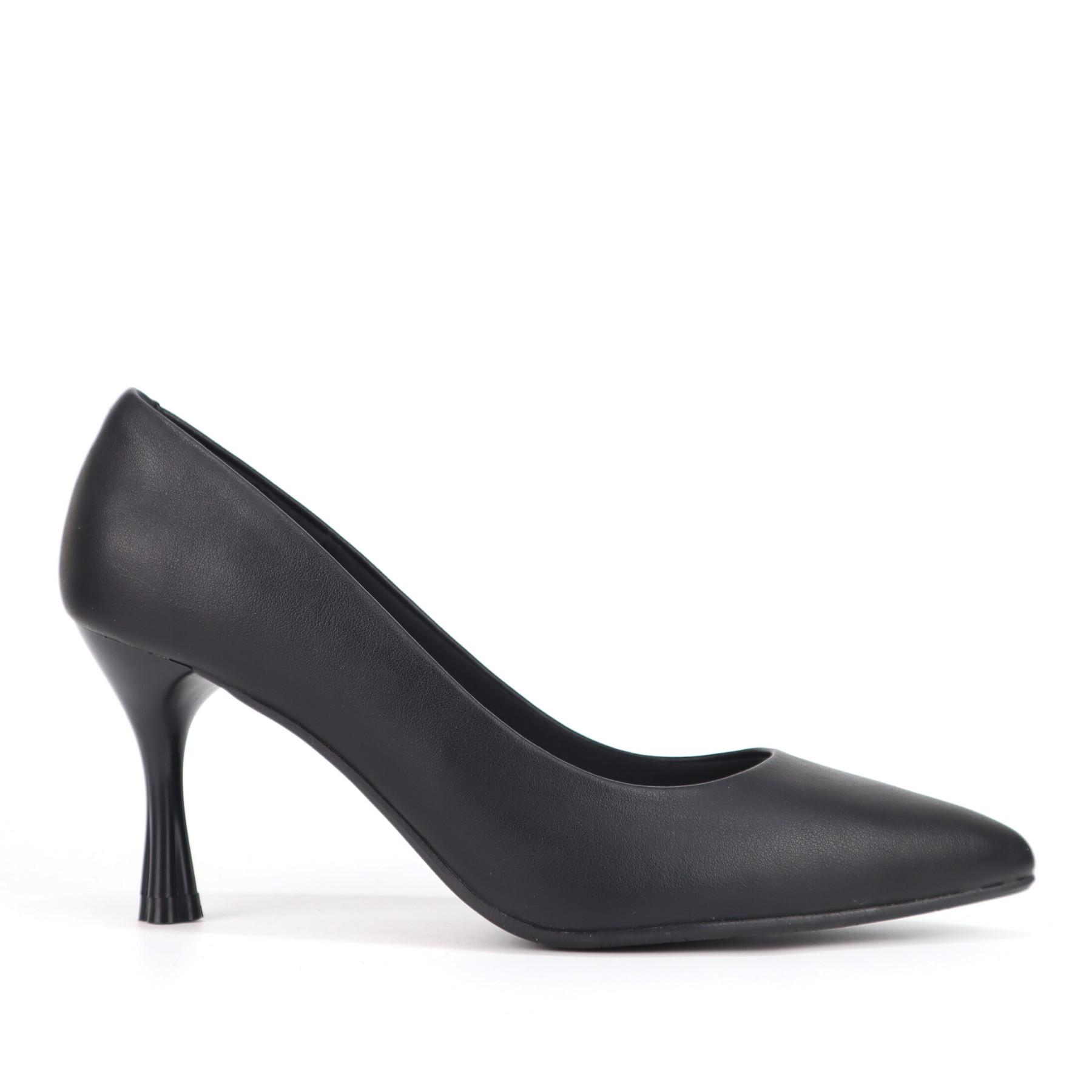 Giày cao gót basic 7cm mũi nhọn êm chân Cillie 1199