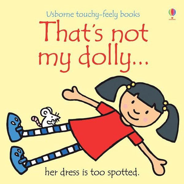 Usborne That's not my dolly
