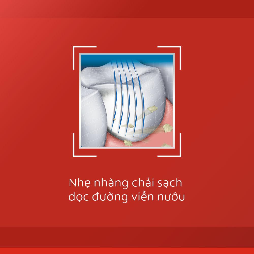 Bộ 4 bàn chải đánh răng Colgate 360 than hoạt tính kháng vi khuẩn Charcoal Gold (Màu ngẫu nhiên)
