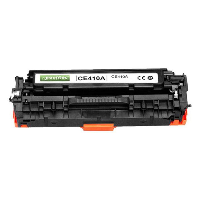 Mực In Laser Màu Greentec  CE410A - Hàng Chính Hãng