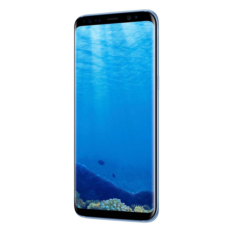 Điện Thoại Samsung Galaxy S8 Plus - Hàng Chính Hãng (Đã Kích Hoạt) Bảo Hành 12 Tháng