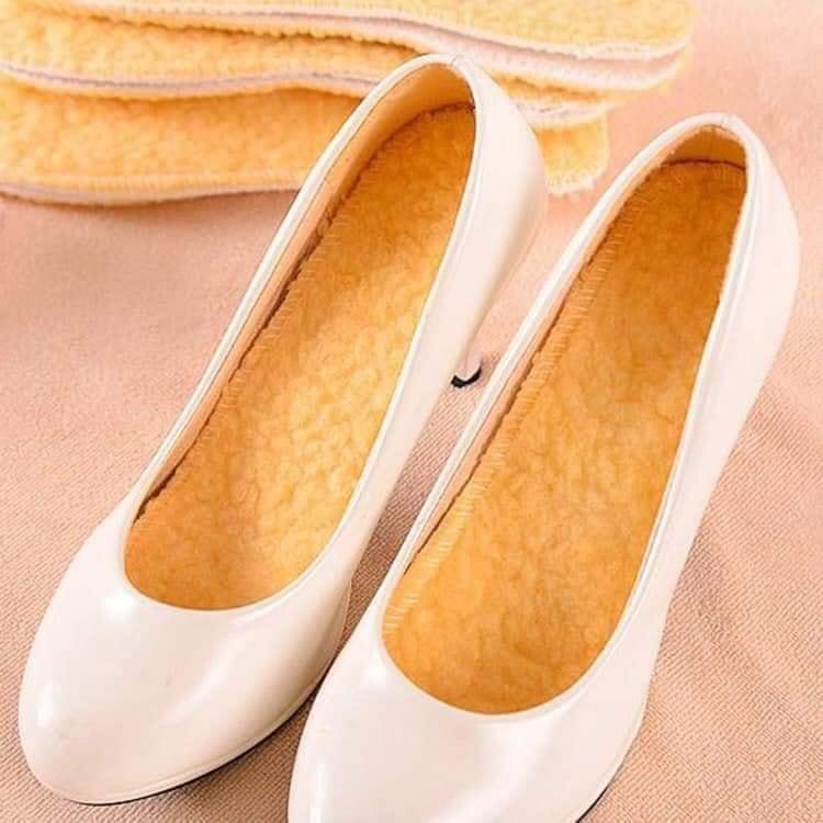 Set 3 Đôi Lót Giày Lông Cừu - LG04