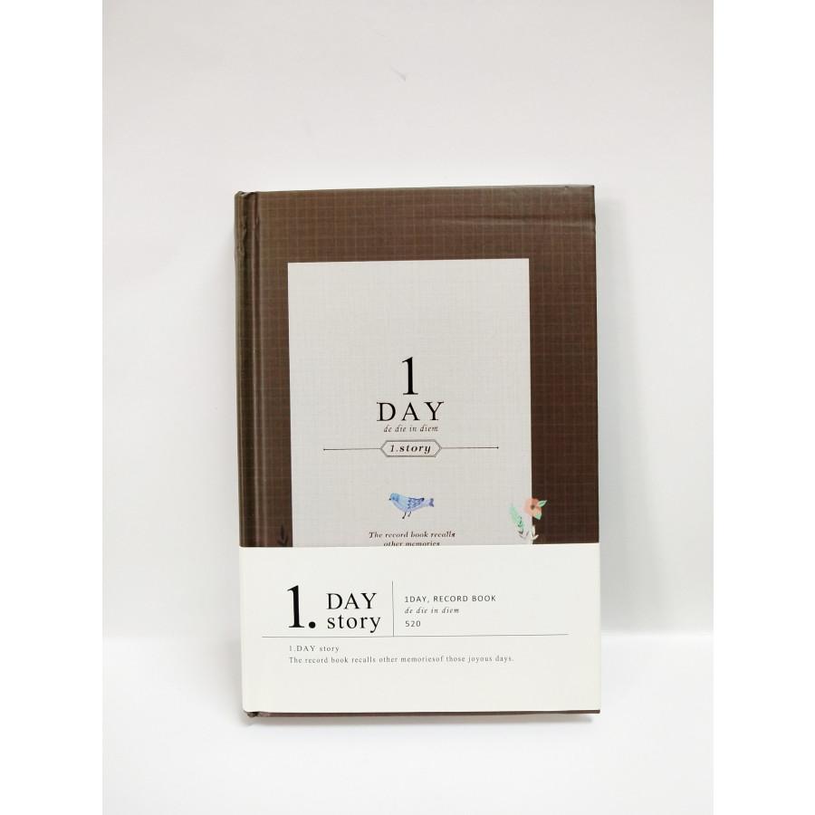 Sổ Bìa Cứng Day Story ( Mẫu Ngẫu Nhiên )