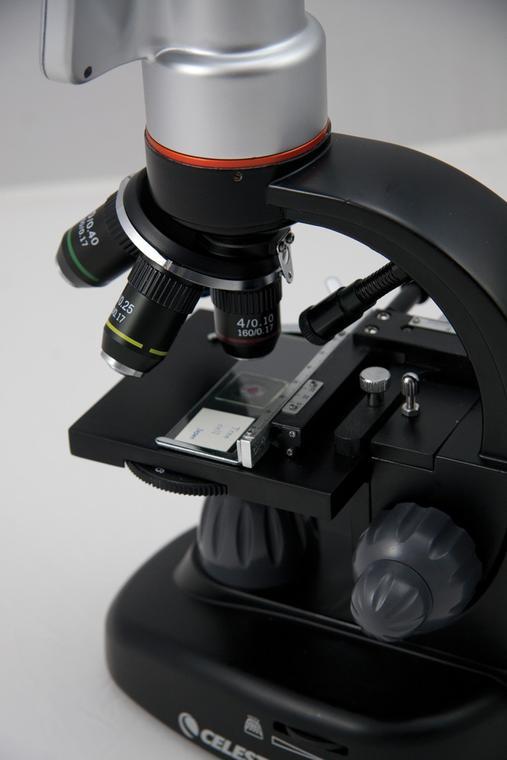 Kính hiển vi kỹ thuật số, màn hình LCD cảm ứng, chính hãng Celestron, chụp ảnh độ phân giải cao