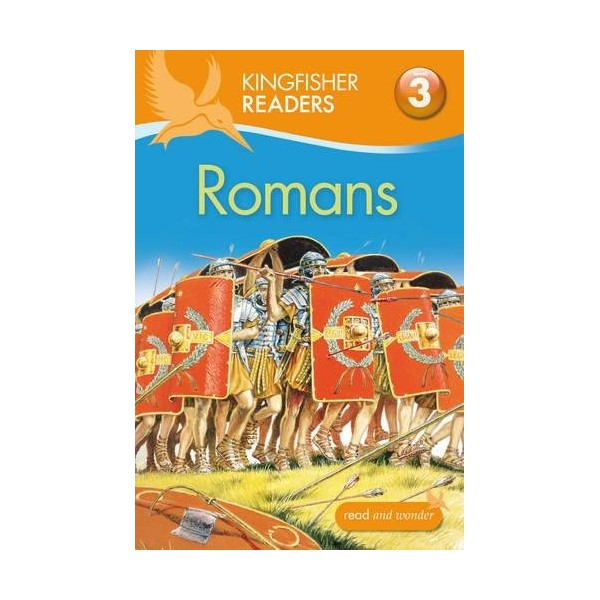 Kingfisher Readers Level 3: Romans