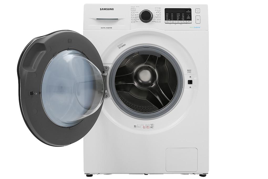 Máy giặt sấy Samsung Inverter 9.5kg WD95J5410AW/SV - hàng chính hãng - CHỈ GIAO HCM
