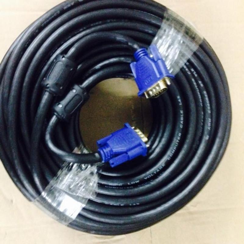Cable tín hiệu VGA 20 M (Chuẩn 3+6)