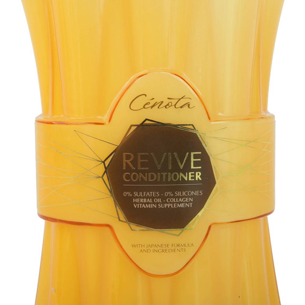 Dầu xả Biotin Cenota Revive Conditioner 315ml Siêu Mềm Mượt