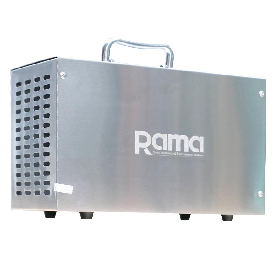 Máy Ozone khử mùi khử trùng phòng  15-30m2 Rama R2 - Hàng Chính Hãng