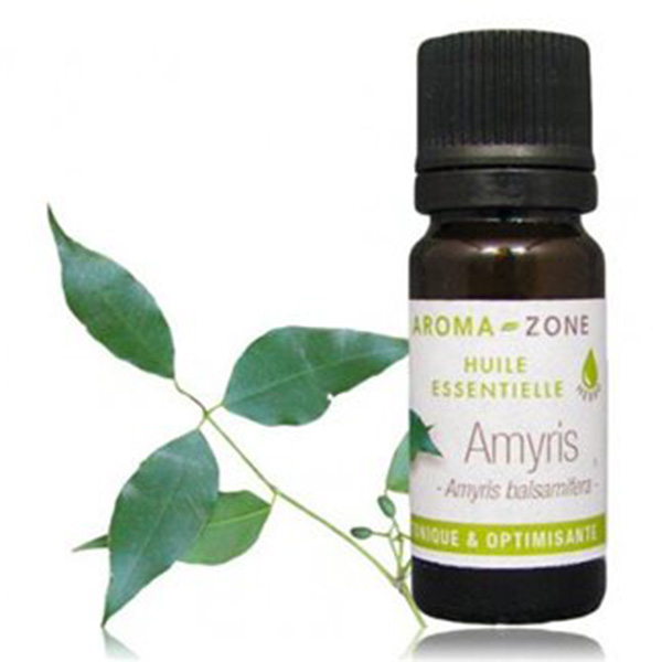 Tinh dầu Amyris Aroma Zone - Essential Oil Amyris 10ml