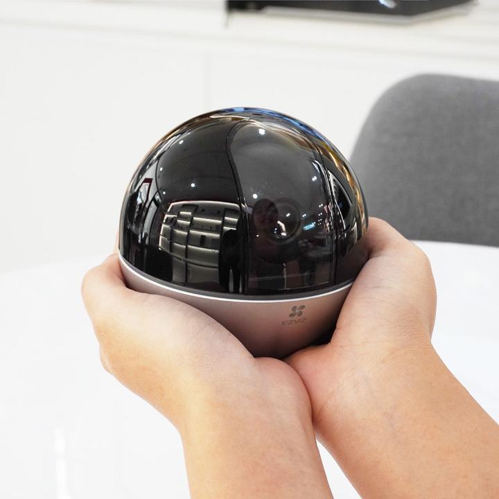Camera IP Wifi 4MP quay quét thông minh EZVIZ C6W hàng chính hãng Nhà An Toàn pp