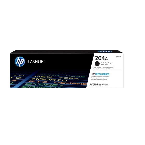 HP 204A Black Original LaserJet Toner Cartridge(CF510A) - Hàng Chính Hãng