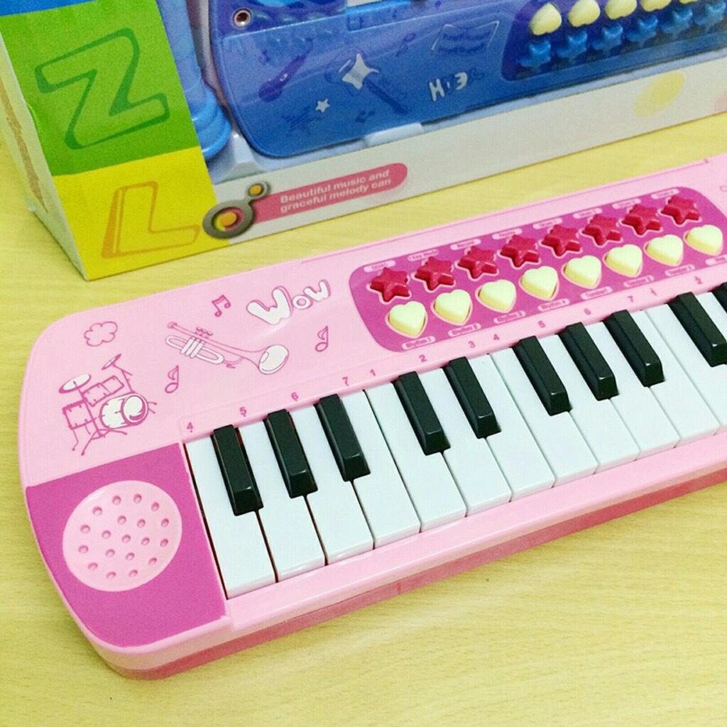 Đồ Chơi Đàn Organ Phát Nhạc Cho Bé 3206