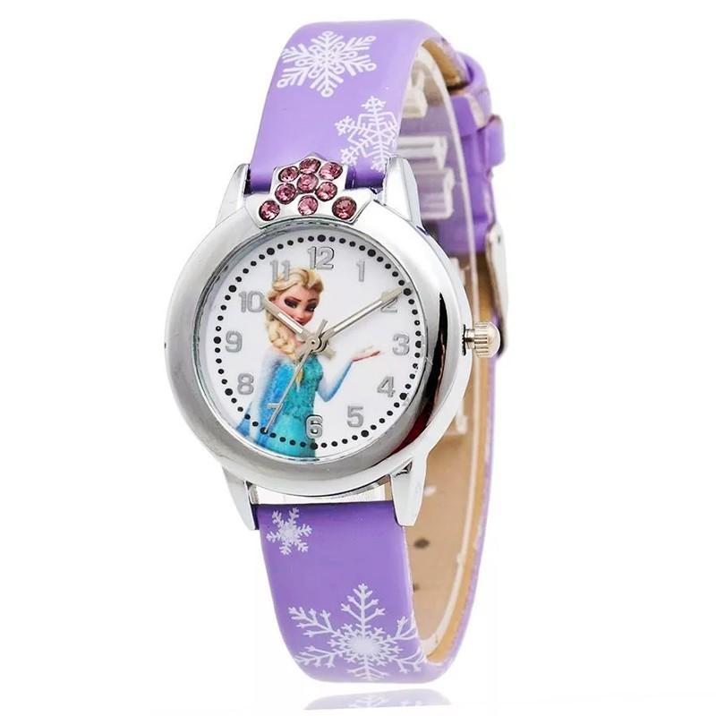 Đồng hồ Elsa & Anna cho bé gái BBShine – DH002