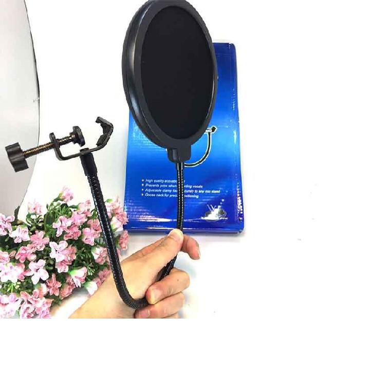 Màn lọc âm hỗ trợ thu âm chất lượng cao