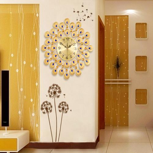 Đồng hồ trang trí nghệ thuật treo tường - DHTTNT1047