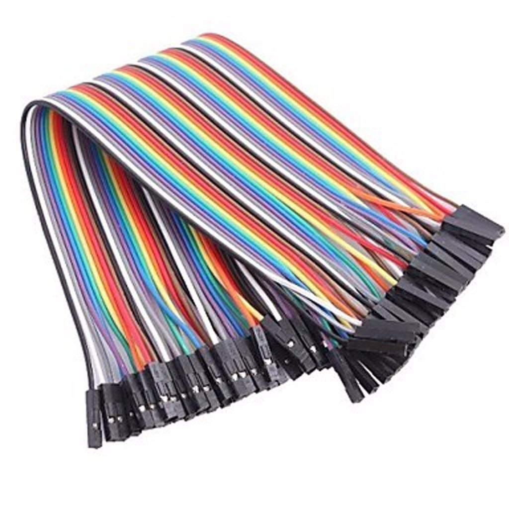 Một băng dây cắm breadboard 20cm Cái-Cái