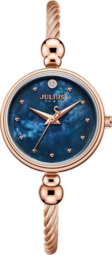 Đồng Hồ Nữ Dây Thép Julius Star JS-013D