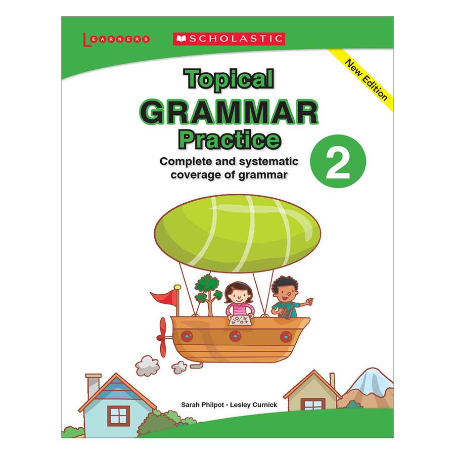Topical Grammar Practice 2