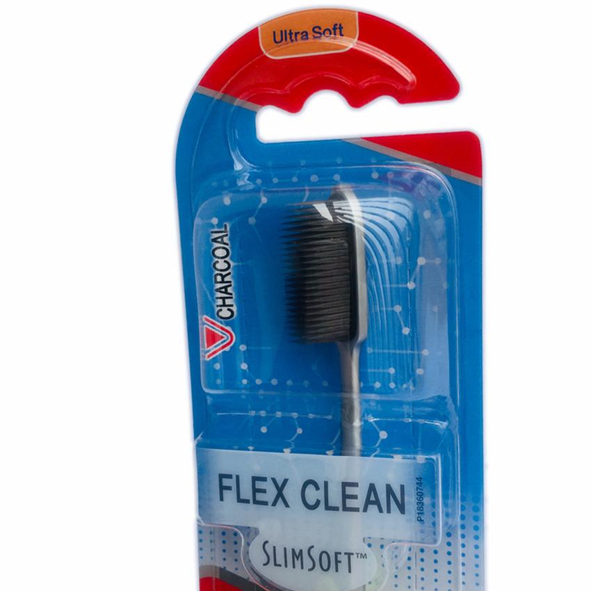 Combo 3 Bàn Chải Đánh Răng Colgate SlimSoft Flex Clean