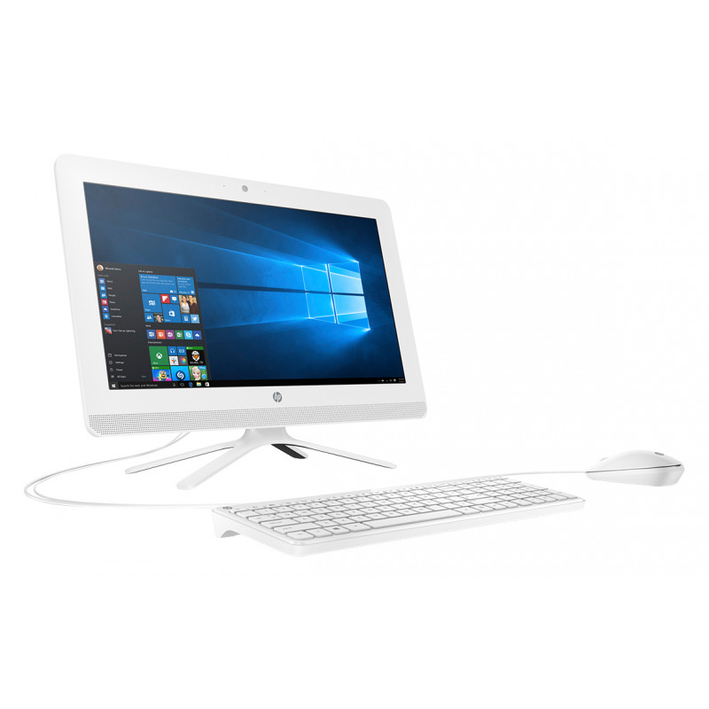 "PC HP All in One 20-c403d Pentium J5005/4GB/1TB/19.5"" FHD/DVDRW/K+M/WL/Win10 ( 3JU96AA ) - Hàng chính hãng"