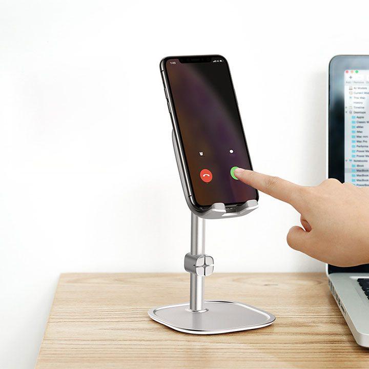 Kệ điện thoại và máy tính bảng để bàn Baseus - Hàng Chính Hãng