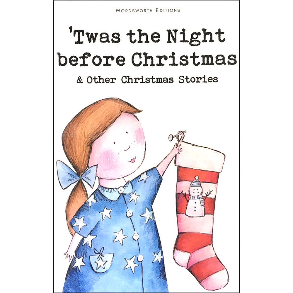 Twas The Night Before Christmas Paperback