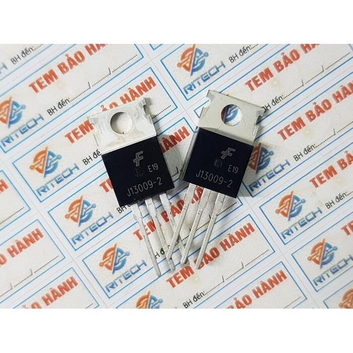 J13009-2, J13009 Transistor NPN 12A 400V TO-220