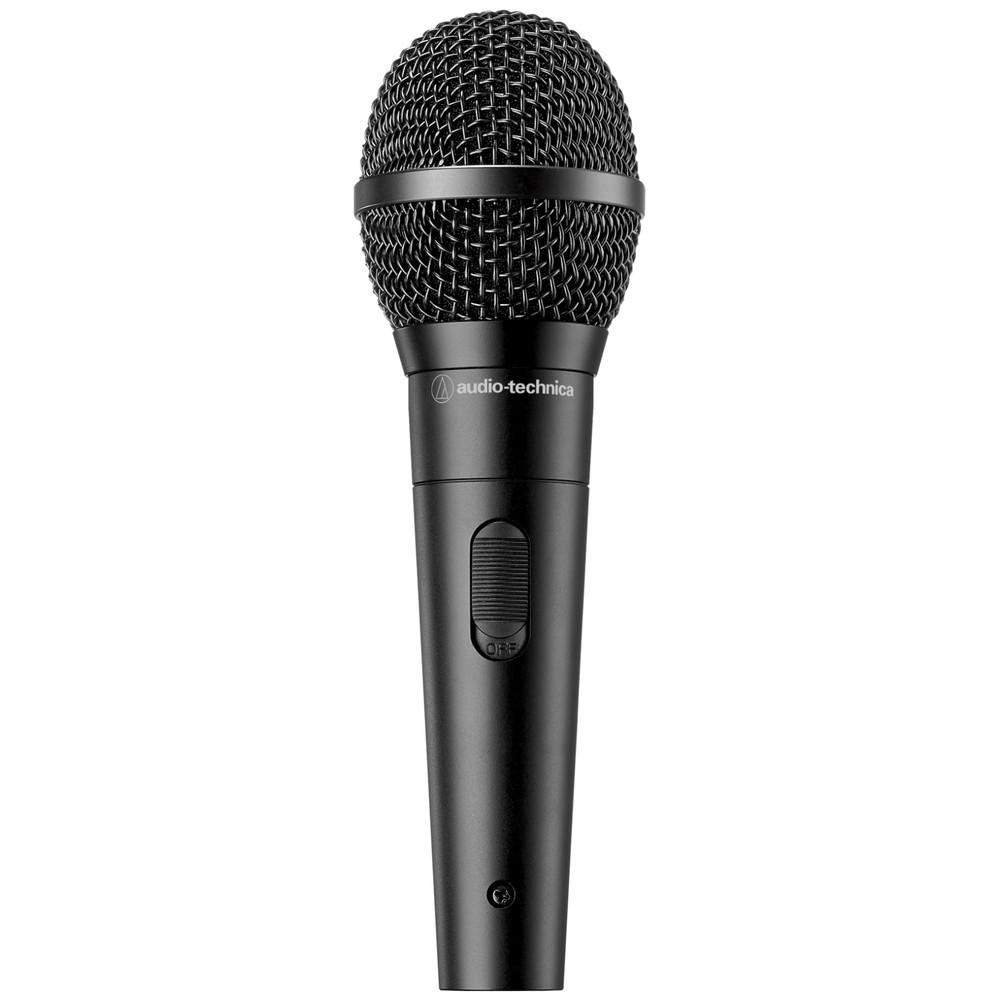 Micro Dynamic  Audio Technica ATR1300X - Thu Vocal Và Nhạc Cụ, Độ Nhạy Cao, Cáp 5m - Hàng Chính Hãng