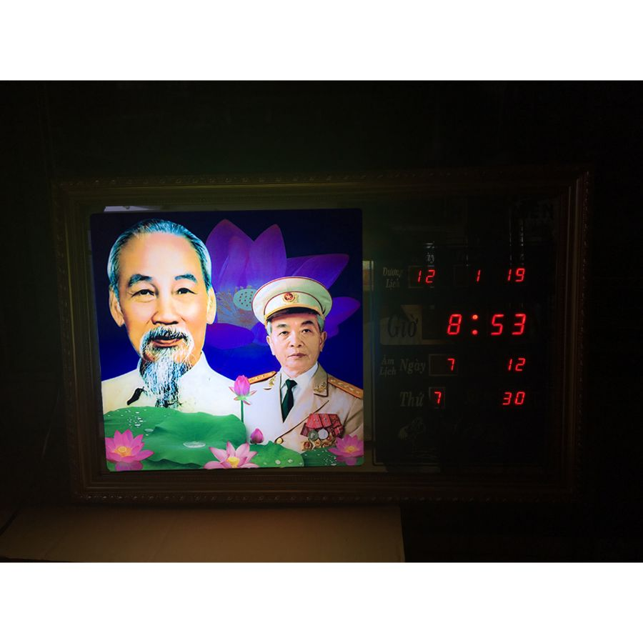 Đồng Hồ Lịch Vạn Niên Cát Tường 55630