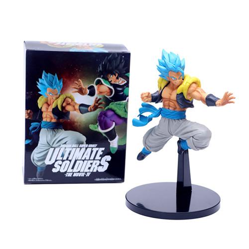 Mô hình Dragon ball Gogeta Blue Ultimate Soldiers cao 24 cm