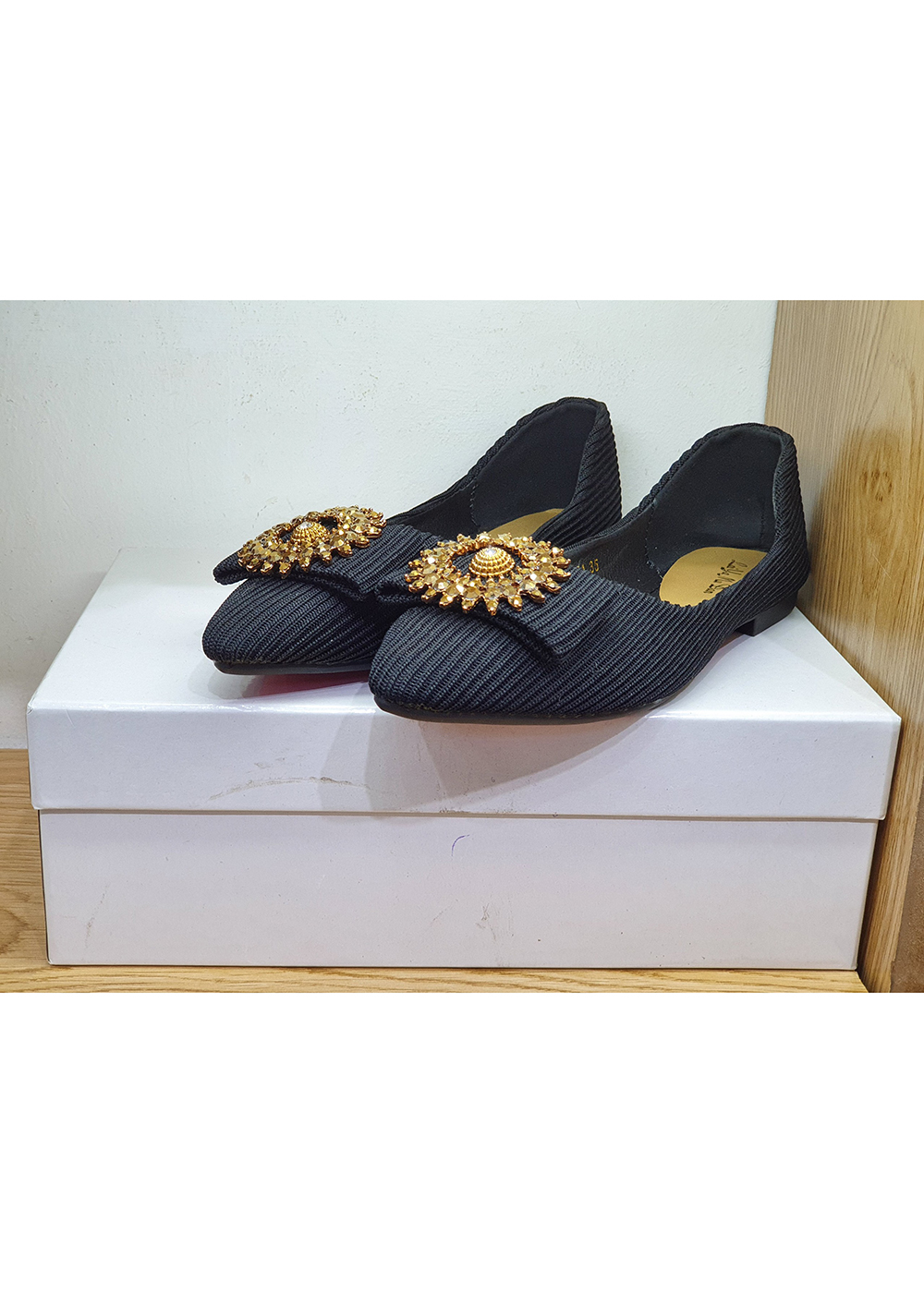 Giày lười nữ phong cách GLPT-114