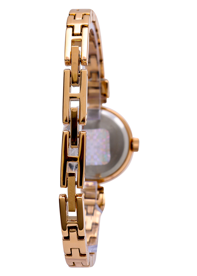 Đồng Hồ Nữ Dây Thép Julius JA981 (25mm) - Vàng Hồng