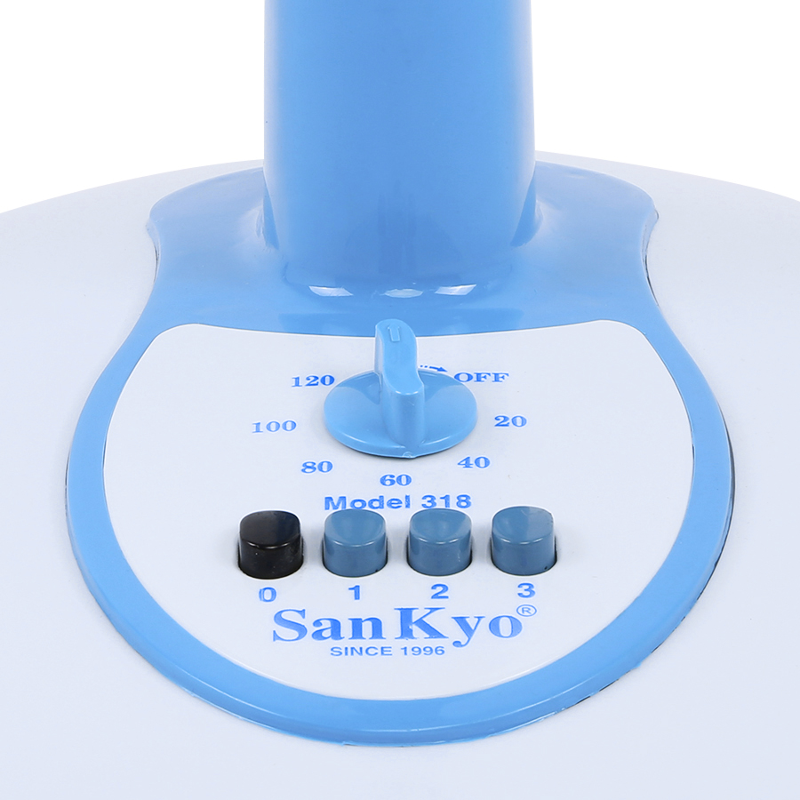 Quạt Lỡ Cao Cấp SanKyo 318 (Có Hẹn Giờ) - Hàng chính hãng