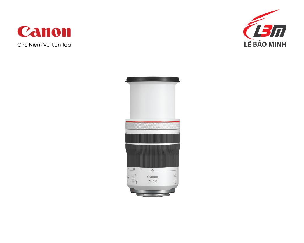 Ống kính Canon RF70-200mm f/4L IS USM - Hàng Chính Hãng