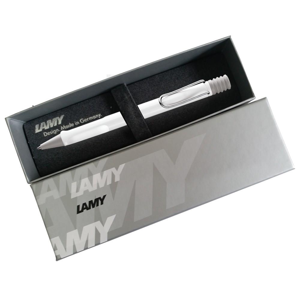 Bút LAMY Safari Ballpoint pen-4000902 White
