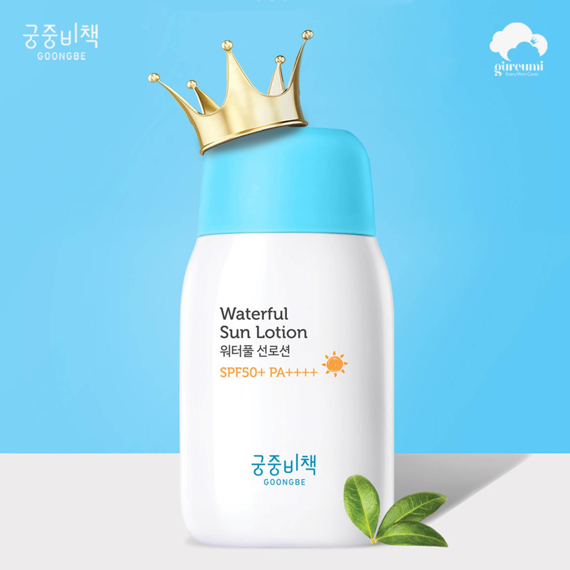 Kem chống nắng Goongbe Sun Lotion SPF 50+ 80g
