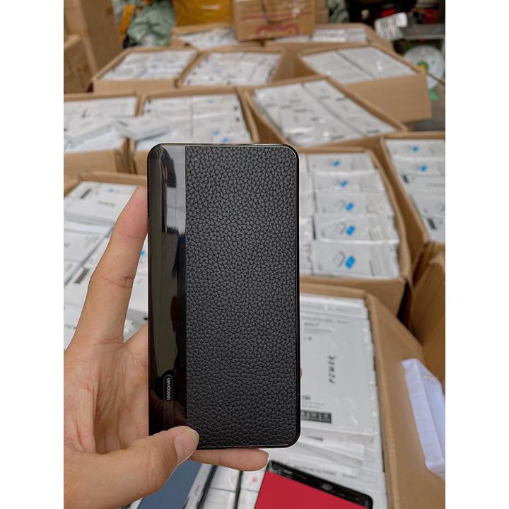 Pin sạc dự phòng dung lượng pin chuẩn 10000mAh dòng 2.1A