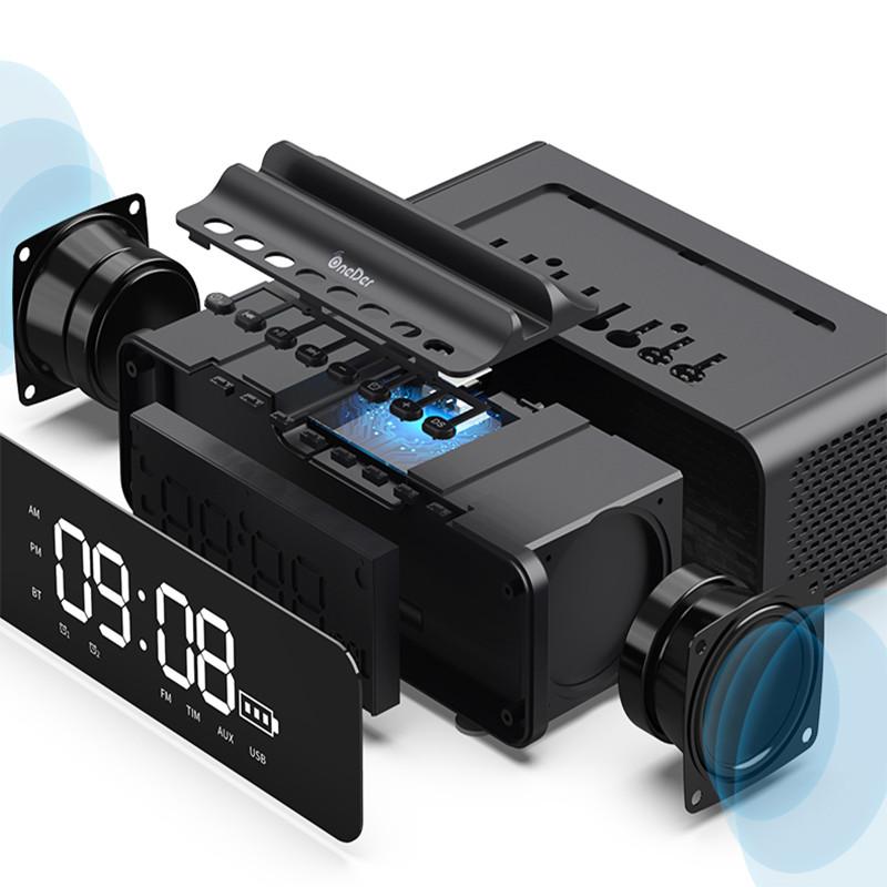 Loa Bluetooth Loa nghe nhạc cao cấp Âm thanh sống động PKCB V06 PF146