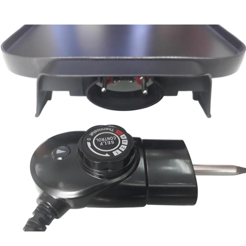 Bếp nướng điện chống dính Hayasa HA-661 - 1500W - Hàng chính hãng