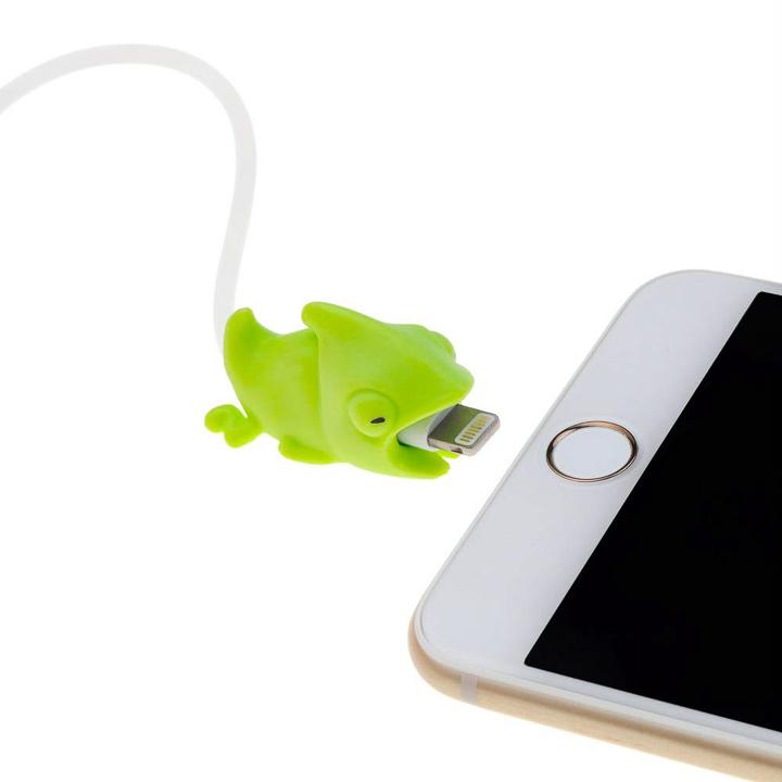 Nút Gắn Bảo Vệ Cáp Sạc Iphone Cable Bite Mẫu Mới – Hình Động Vật Đáng Yêu Mẫu Mới