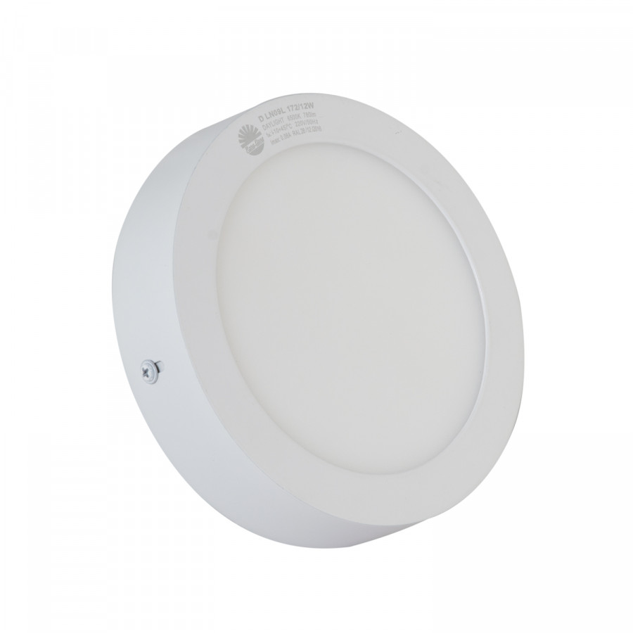 Đèn led ốp trần tròn 12W chính hãng Rạng Đông, mã D LN09L 172/12W