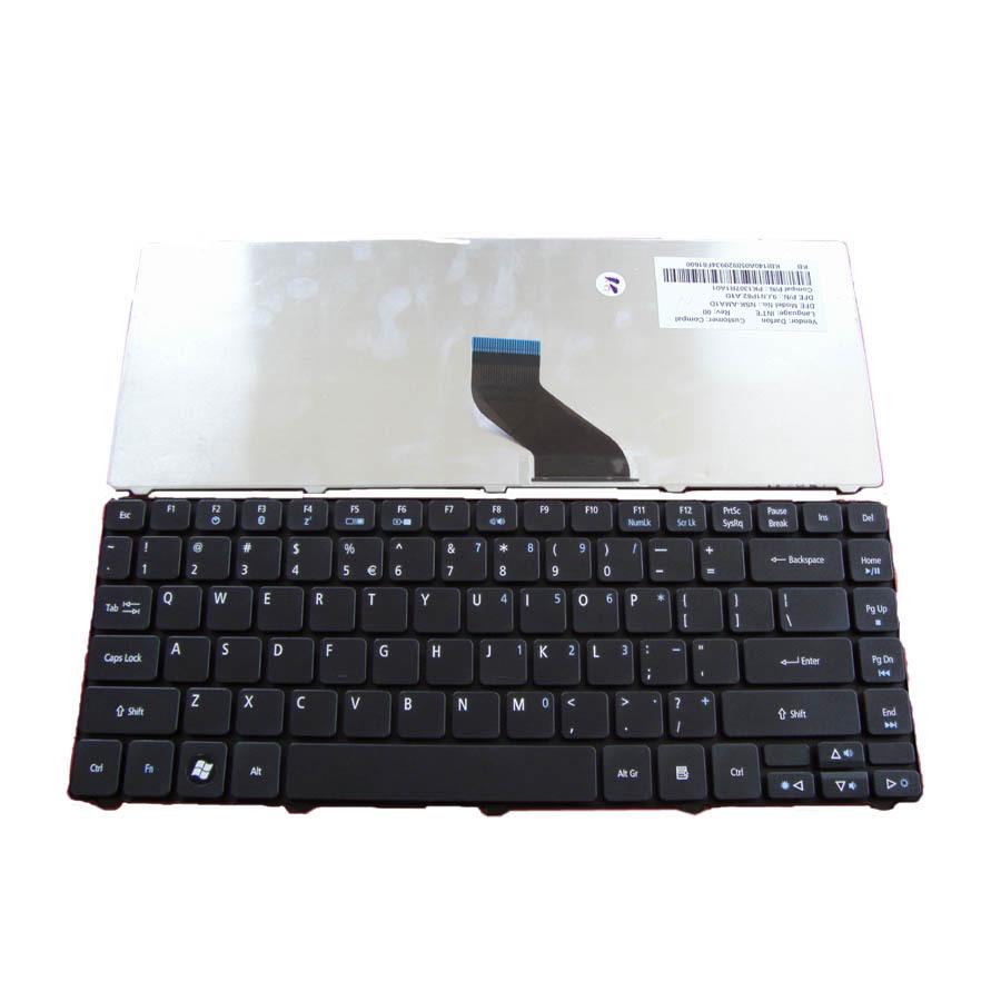 Bàn phím dành cho laptop Acer Aspire 4736 4738 4349 4750 4752 E1-431 E1-471 3810 3820 4810 4740 4741 4745 4352 Nhập Khẩu