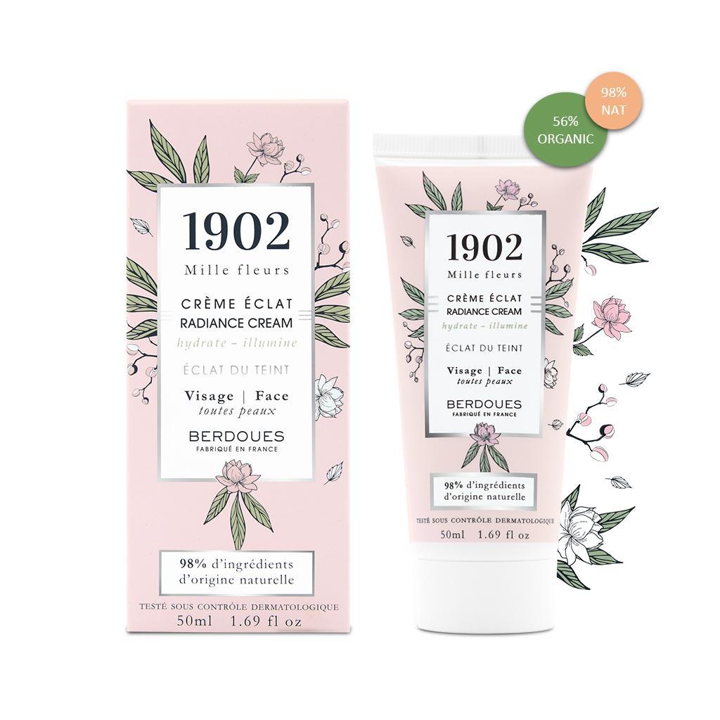 Kem dưỡng trắng sáng da ngày đêm Berdoues 1902 - Radiance Cream 50ml