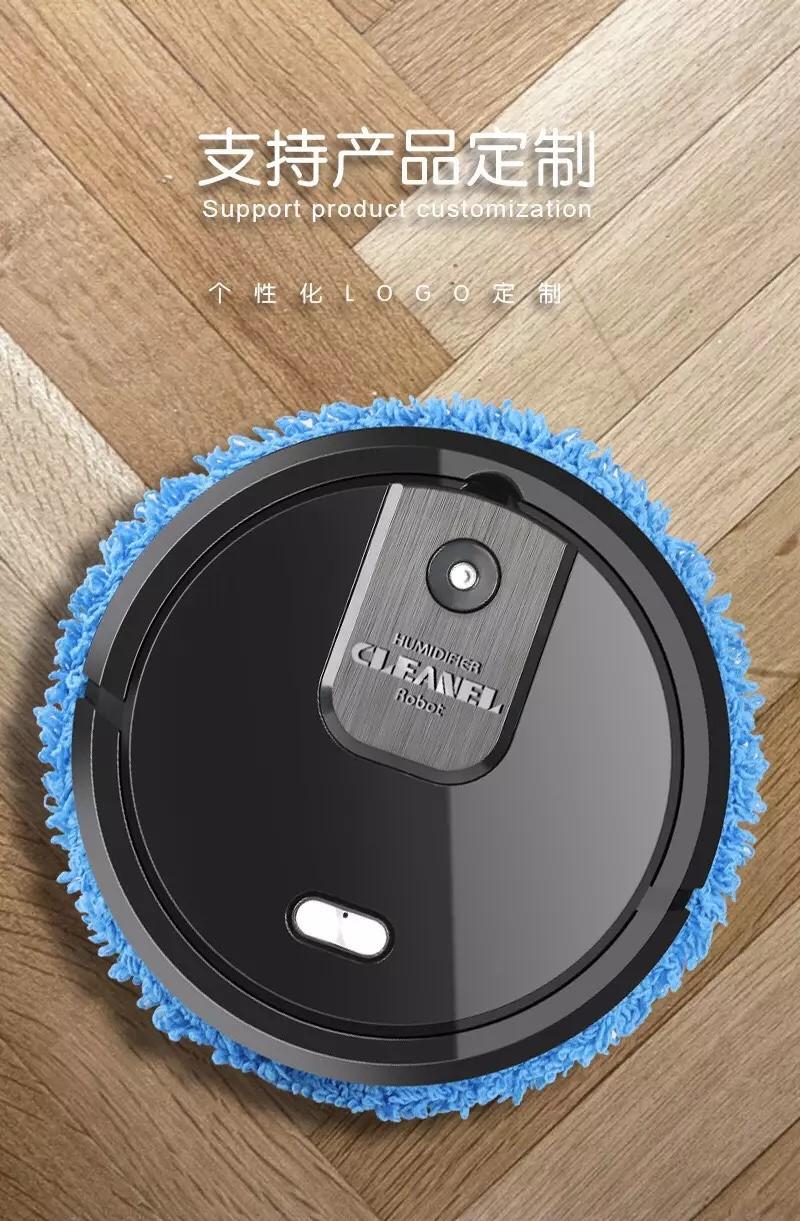 Robot thông minh lau nhà tự động công nghệ mới 2022 HT702 - Giao Ngẫu Nhiên