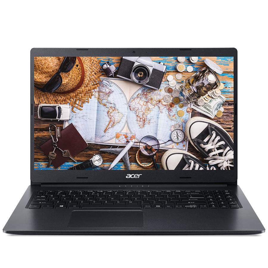 Laptop Acer Aspire A315-56-59XY NX.HS5SV.003 (Core i5 1035G1/ 4GB RAM/ 256GB SSD/ 15.6  FHD/  Win 10) - Hàng Chính Hãng