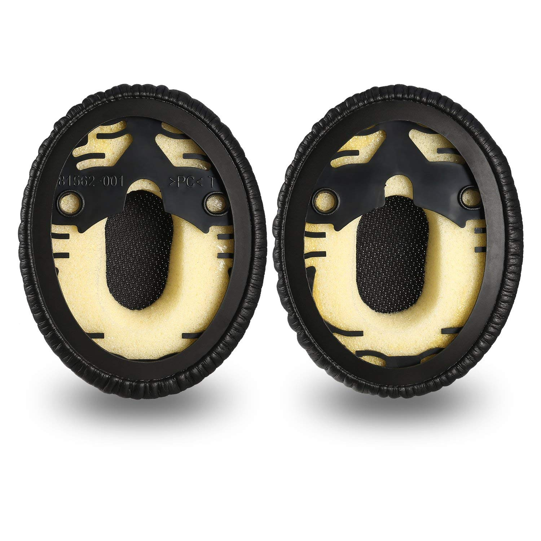 Cặp mút bọc da dành cho tai nghe Bose QC3,Bose ONEAR