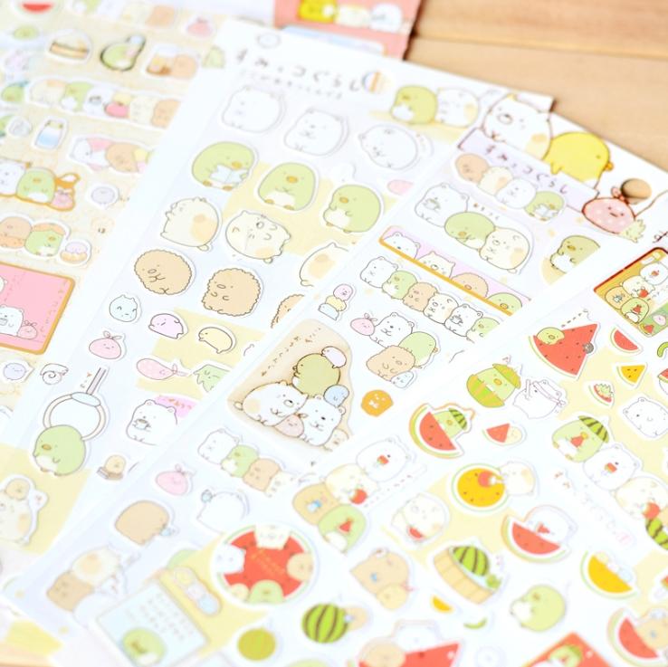Sticker dán trang trí JP-097