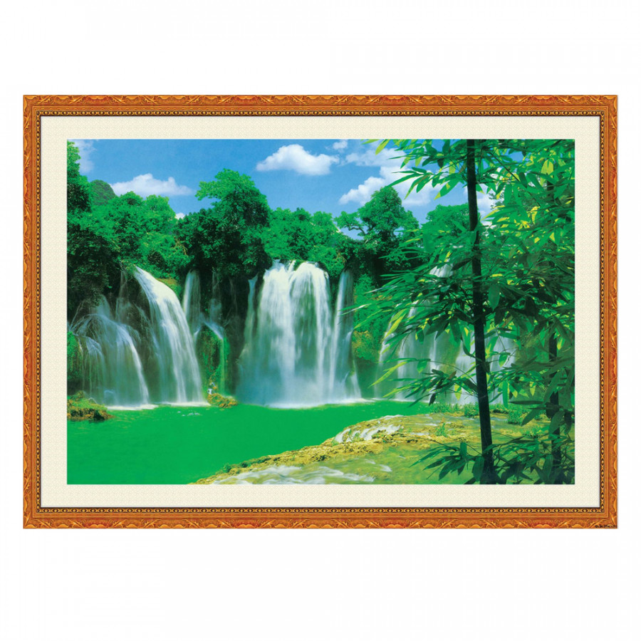 Tranh Phong Thủy  Q12K-ZTH(325)